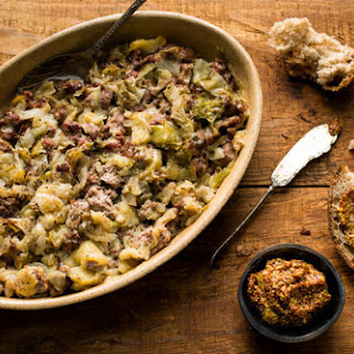 Baked Cabbage With Sausage Recipes