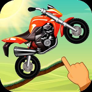 Road Draw: Hill Climb Moto Racing For PC (Windows & MAC)