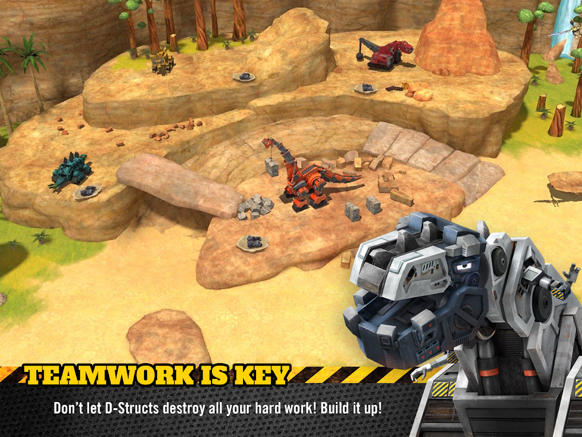 DINOTRUX Screenshot 8