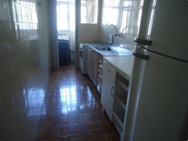 Apartamento com 1 dormitório para alugar, 40 m² por R$ 1.550,00/mês - Itararé - São Vicente/SP