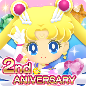 Sailor Moon Drops For PC (Windows & MAC)