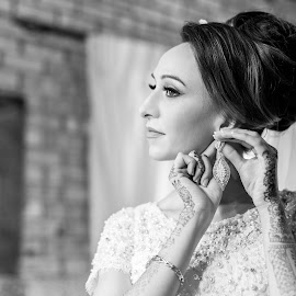 Final Touches by Lodewyk W Goosen (LWG Photo) - Wedding Bride ( wedding photography, wedding photograpehrs, wedding day, weddings, wedding, brides, brideal session, wedding photographer, bride )