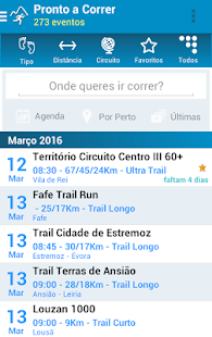 Pronto a Correr - screenshot