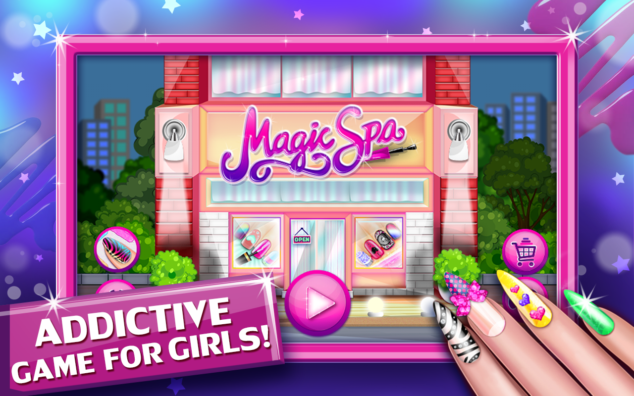 Nail Salon & Toenail Magic Spa Screenshot 0