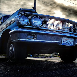 Galaxie 500 by Todd Reynolds - Transportation Automobiles