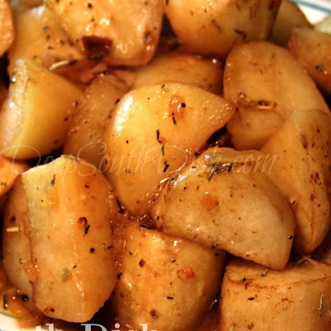 Sheet Pan Onion Roasted Potatoes