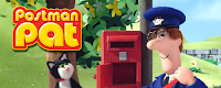 POSTMAN PAT BOUNCY CASTLE FOR HIRE SURBITON / SURREY