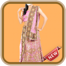 Woman Chaniya Choli Photo Suit