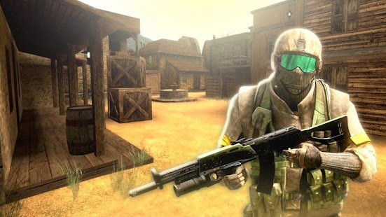Mission Counter Strike APK for Bluestacks