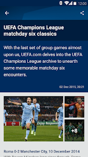 Download UEFA Champions League APK for Android Kitkat