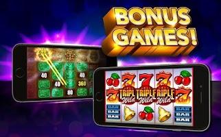 Screenshot of Golden Sand Slots Free Casino