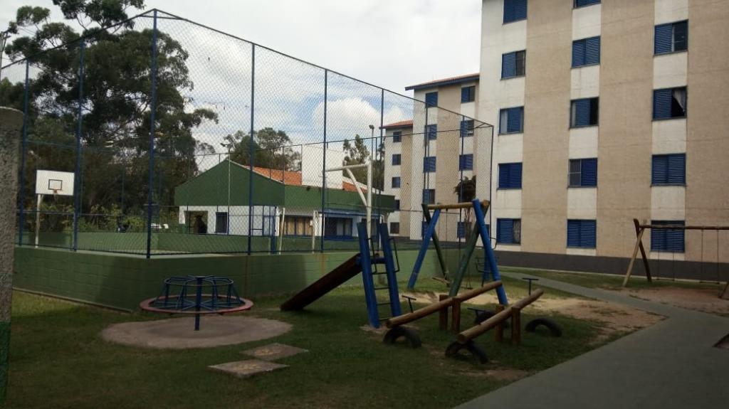 Apartamento à Venda - Conjunto Residencial José Bonifácio