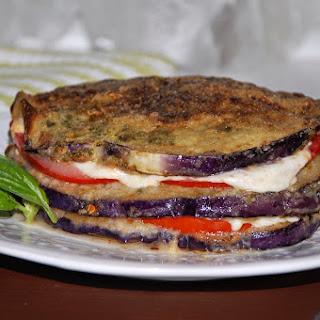 Vegetarian Eggplant Stack Recipes