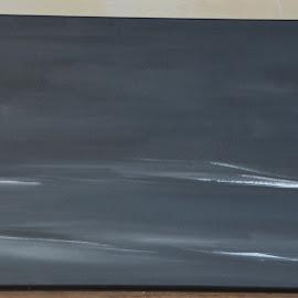 Onder de maan en de zon by Kris Van den Bossche - Painting All Painting