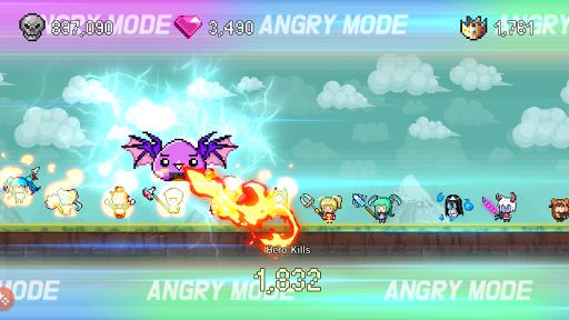 Angry Mon screenshot 3