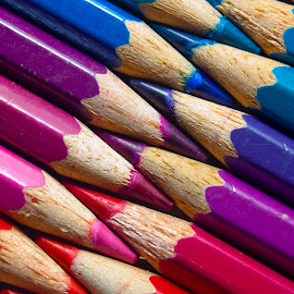 my favorite colors by Septyan Lestariningrum - Artistic Objects Still Life