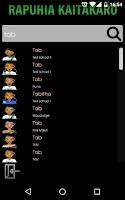 Screenshot of Kura