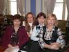слева-направо: поэтессы Галина Беспалова, Светлана Шиманская, Татьяна Танько, Ирина Полонина