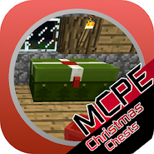 Christmas Chests Mod For MCPE