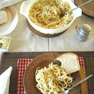 Fettuccine Alfredo Sauce Without Heavy Cream Recipes