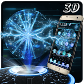 Download Full 3D Tech Lightning Ball 1.1.2 APK