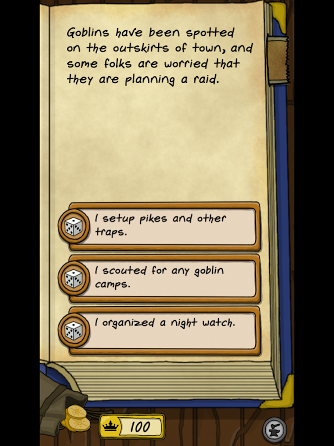 Heroes Guard: The Journal Screenshot 5