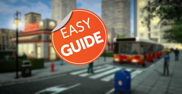 Guide Simulator Bus - screenshot