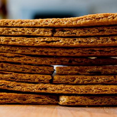 Healthy Graham Crackers