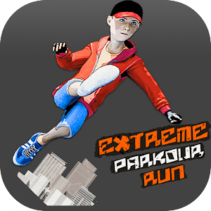 Parkour Vector Training Game Simulator For PC (Windows & MAC)