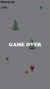 Santa-Skiing 6