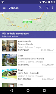 Mapa do Imóvel - screenshot