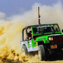 jeep by Mohsin Raza - Sports & Fitness Motorsports