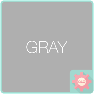 Colorful Talk - Gray ???? ??