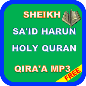Malam Sa'id Harun Qur'an MP3 for PC-Windows 7,8,10 and Mac