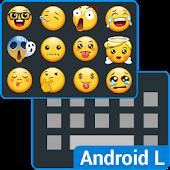 Emoji Android L Keyboard APK for Lenovo
