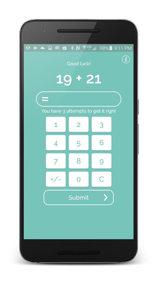 Smartloq Math Screenshot 1