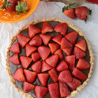 Nutella Strawberry Tart & Giveaway