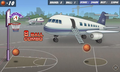 Basketball Shoot screenshot 2