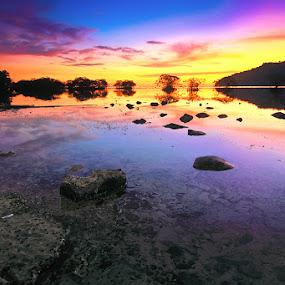 by Fredy Hariyetno Full - Landscapes Sunsets & Sunrises