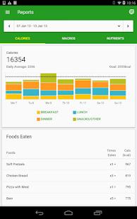 App Calorie Counter by FatSecret APK for Windows Phone