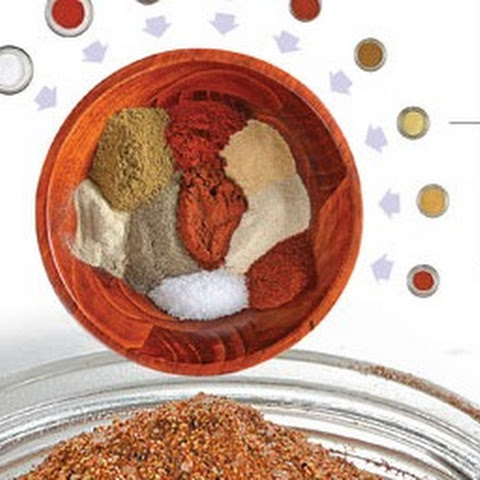 Homemade Creole Seasoning