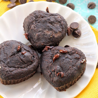 Easy Chocolate Banana Muffins