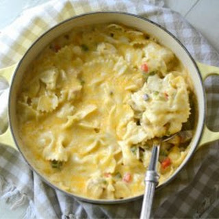 Chicken And Pasta Casserole Cream Of Mushroom Soup Recipes