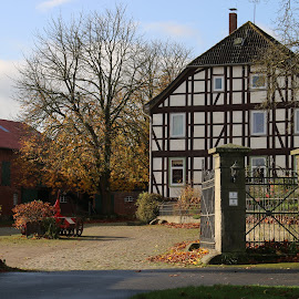 farmhouse in northern Germany by Carola Mellentin - City,  Street & Park  Neighborhoods (  )