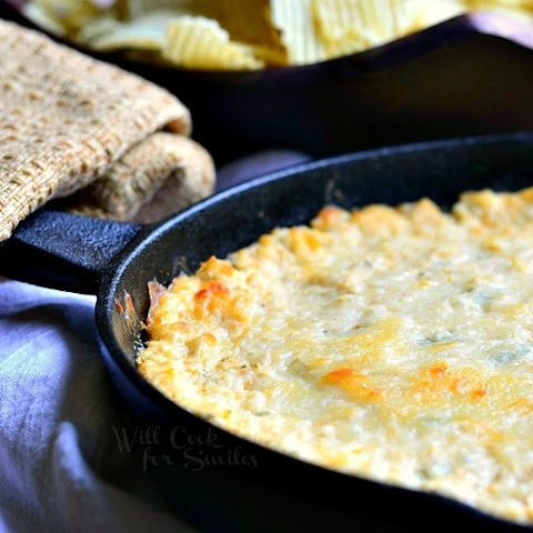 Spicy Chicken Ranch Hot Dip