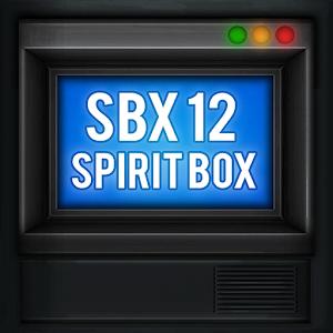 Cover art SBX 12 Spirit Box PRO