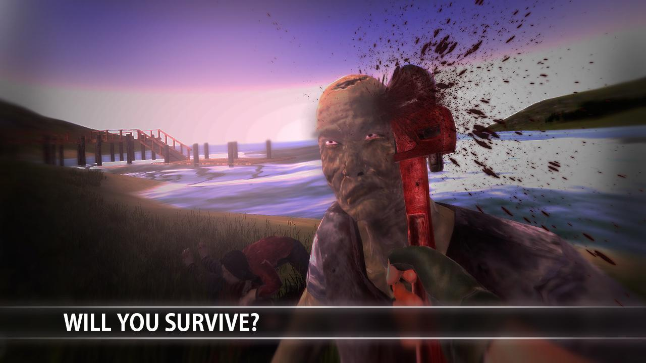 Experiment Z - Zombie Survival Screenshot 2