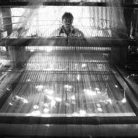 Stories, behind the light by Arpit Saha - Professional People Factory Workers