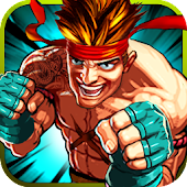Download Street Boxing kung fu fighter APK for Laptop