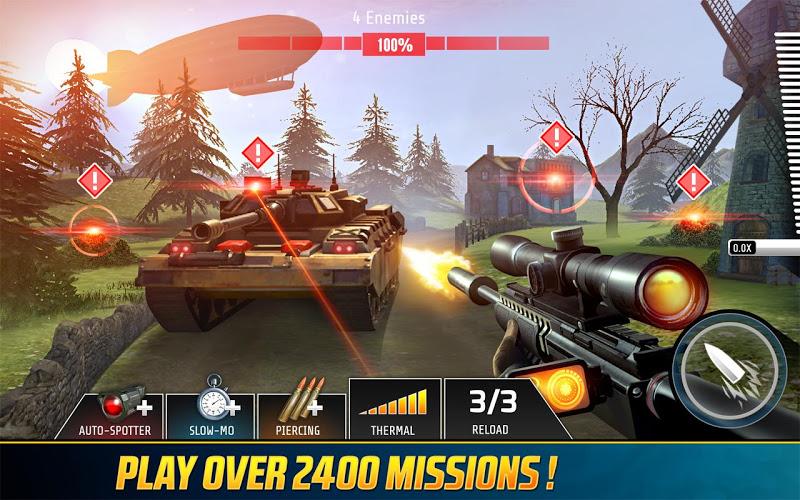 Kill Shot Bravo: Sniper FPS Screenshot 0